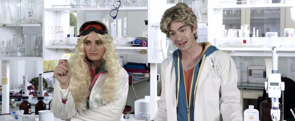 Stephen Colbert (and Kids) Wrote a Movie Starring Idina Menzel and Andrew Garfield