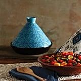 Blue Tile Terracotta Tagine
