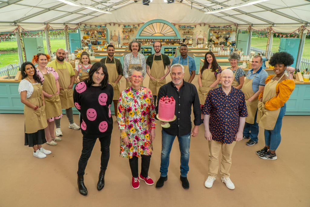 The Great British Bake Off 2021 Season 12 Cast and Details