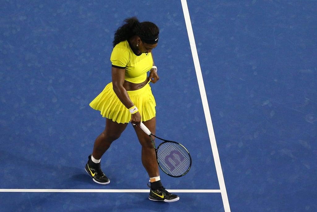 Serena Williams Always Looks Amazing in a Crop Top