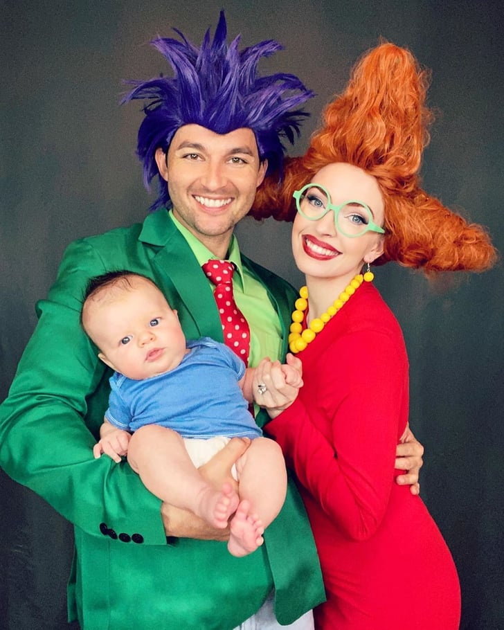 Top 3 Halloween Costumes 2020 The Best Halloween Costume Ideas For Families of Three | POPSUGAR