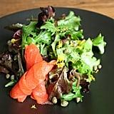 Smoked Salmon Breakfast Salad