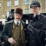 Sherlock Holmes, Sherlock Job: detective Median annual salary: $61,632 Benedict Cumberbatch's handsome face, though? Priceless.