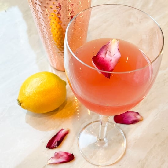 Cracklin' Rose Non-Alcoholic Drink Recipe and Photos