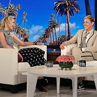 Portia de Rossi's 61st Birthday Present For Ellen DeGeneres