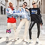We're definitely not knocking Hailey's March For Our Lives hoodie off the list. The supermodel made a strong statement when she stepped out in her dad sneakers alongside Jaden Smith and Kendall Jenner in LA to show her support.