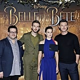 Beauty and the Beast Photo Call in Paris 2017 February