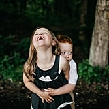 Photo Shoot With Young Couple With Down Syndrome