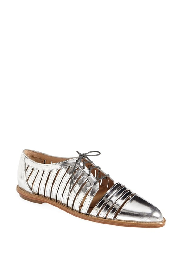 Loeffler Randall Metallic Oxfords
