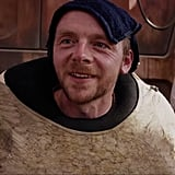 Simon Pegg as Unkar Plutt