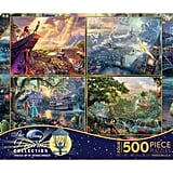 4-in-1 Multi-Pack Thomas Kinkade Disney Dreams Collection Jigsaw Puzzle