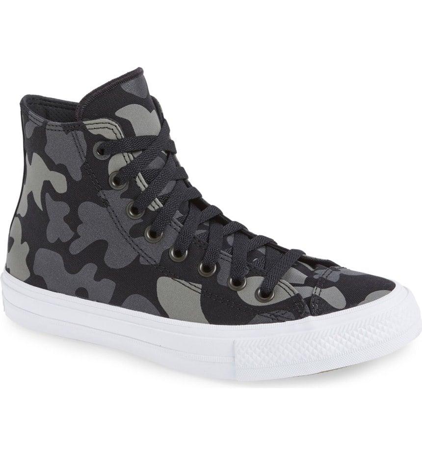 Converse Chuck Taylor All Star II Camo Print High Top Sneaker ($48, originally $80)