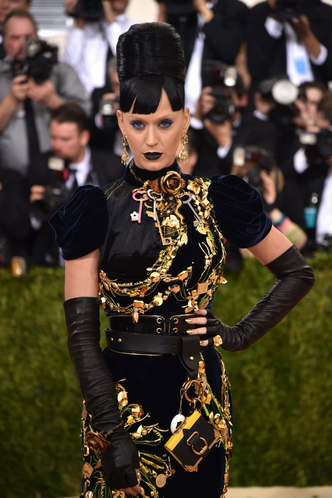 Katy Perry At The Met Gala 2016 Popsugar Celebrity Photo 12
