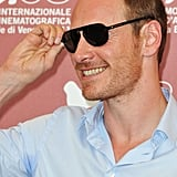 Hot Michael Fassbender.