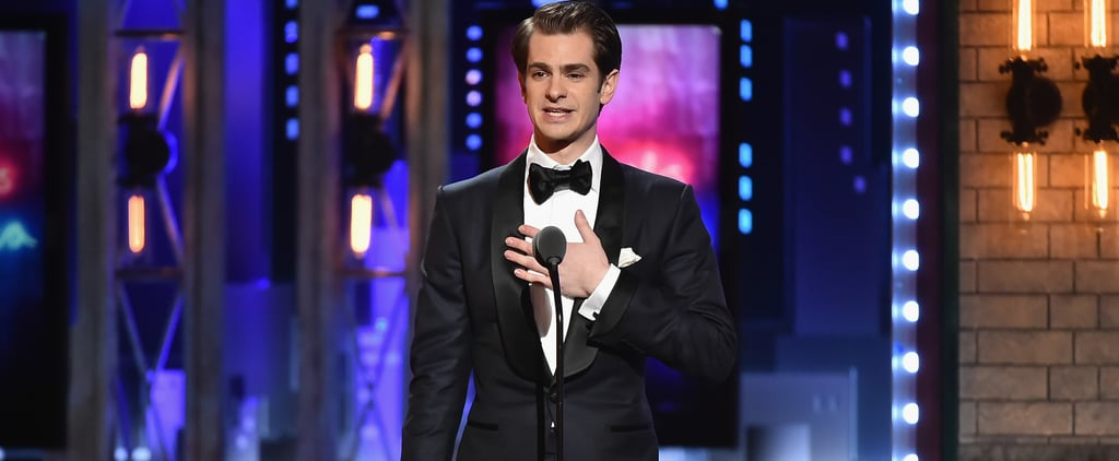 Andrew Garfield's Acceptance Speech at 2018 Tony Awards