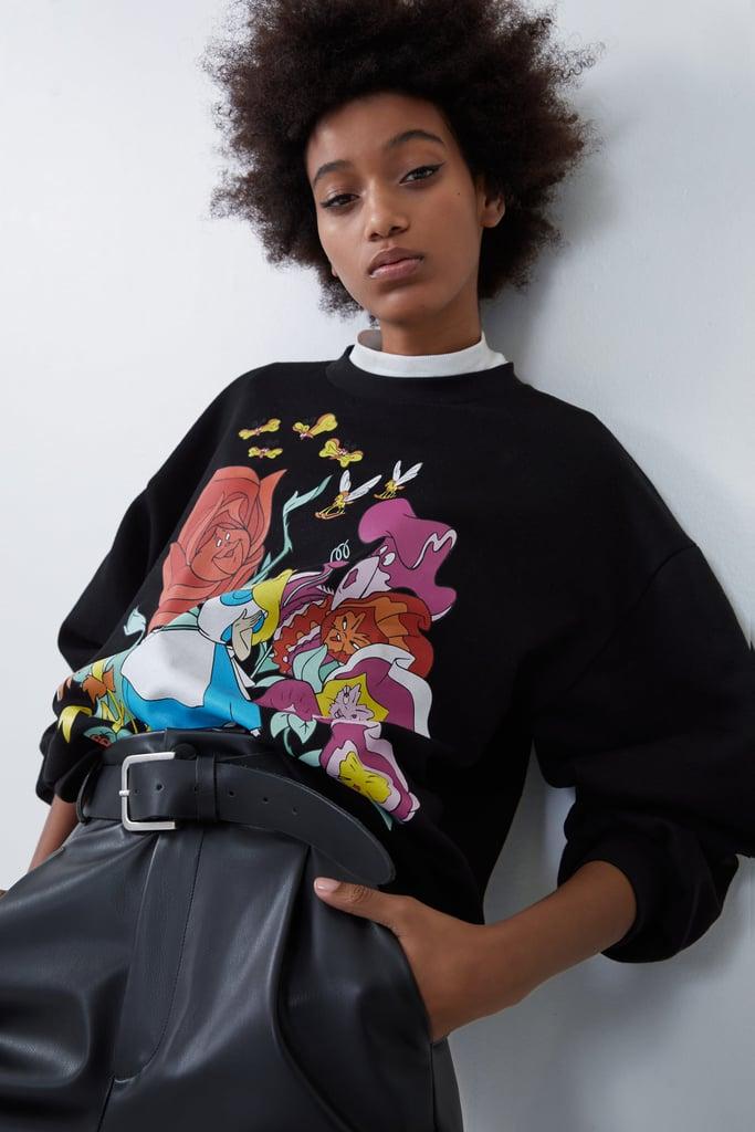 Alice in Wonderland Disney Sweatshirt