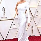 رينيه زيلويغر في حفل توزيع جوائز الأوسكار 2020