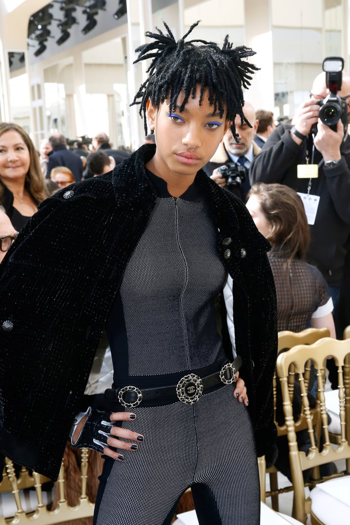 Willow Smith Beauty Looks