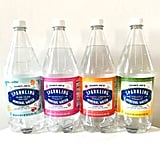 Naturally Flavored Sparkling Waters ($1)