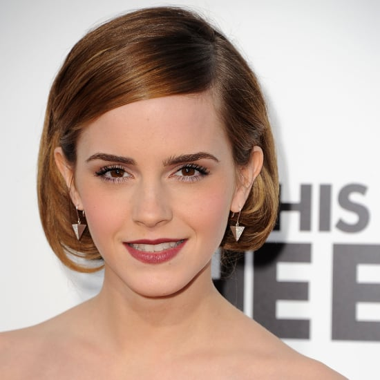 Style Your Hair Like Emma Watson