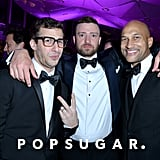 Pictured: Justin Timberlake, Andy Samberg, and Keegan Michael Key