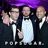 Pictured: Justin Timberlake, Andy Samberg, and Keegan Michael Key