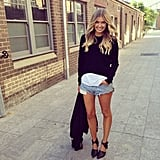 POPSUGAR Australia: Where do you shop online? Elle Ferguson: I shop everywhere, and lately I've found some great places through Instagram. At the top of the list is babyanything.com, MATCHESFASHION and Net-A-Porter.