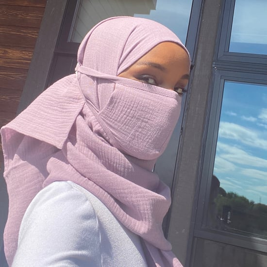Halima Aden Made Face Masks For Hijabi Front-Line Workers