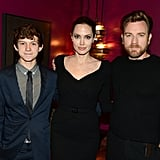 Angelina Jolie Throws Her Weight Behind Ewan McGregor's Impossible Performance