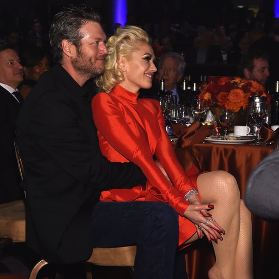 Gwen Stefani and Blake Shelton Romance (Video)