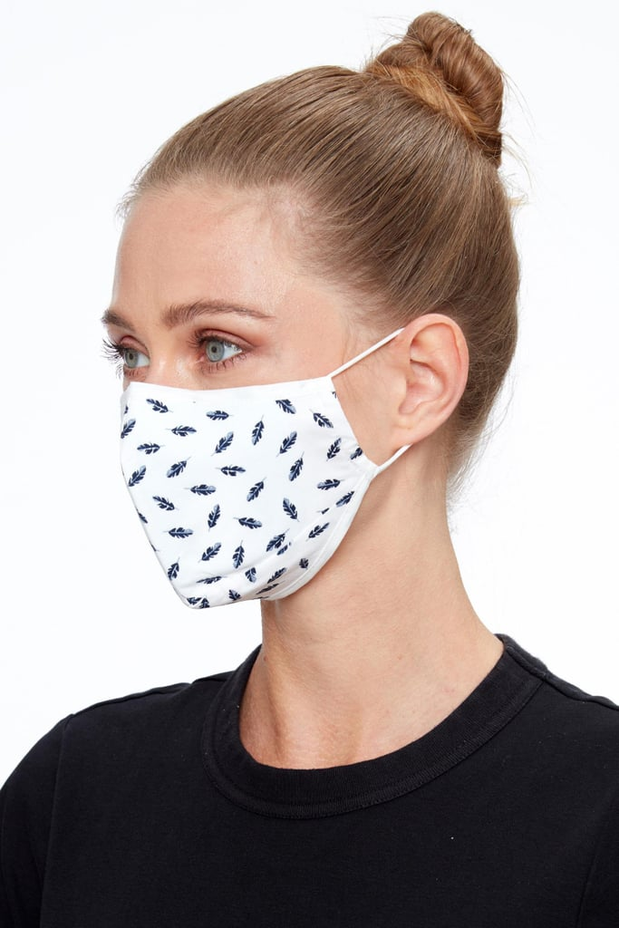 100% Cotton Face Mask With Ear Loops