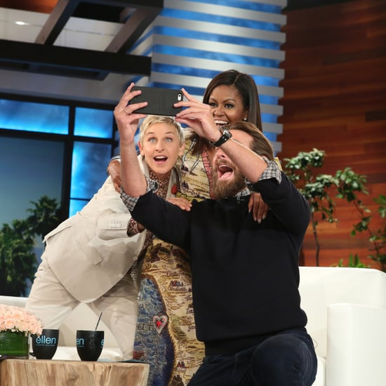 Bradley Cooper on The Ellen Show September 2016