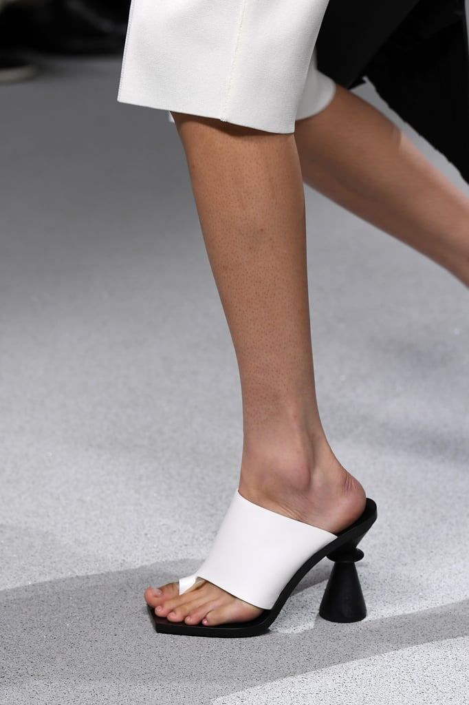 Spring Shoe Trends 2020.The Best Shoes From Fashion Week Spring 2020 Popsugar Fashion