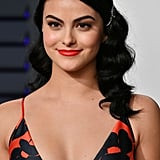 Camila Mendes With Blonde Hair