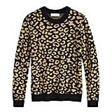 POPSUGAR Jacquard Slim Sweater