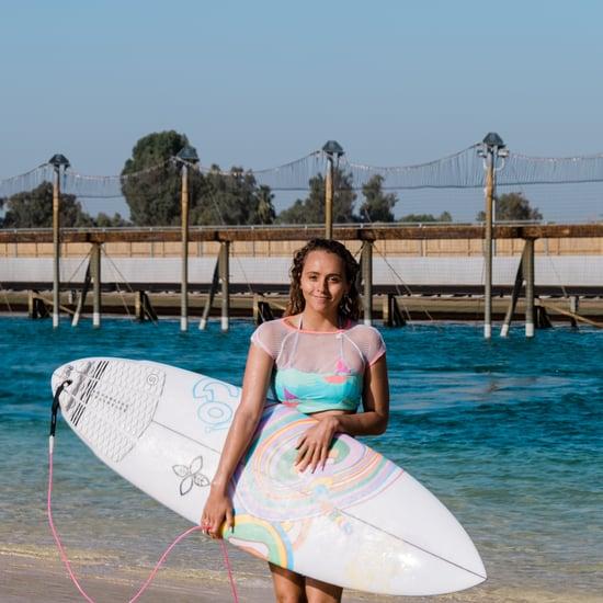 Malia Ward Stars in The Ultimate Surfer Series