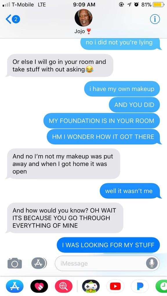 Funny Texts Between Sisters Popsugar Moms Photo 2