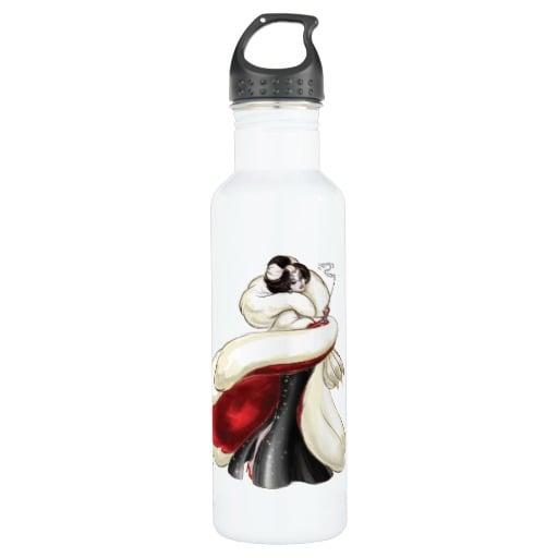 Cruella de Vil Water Bottle