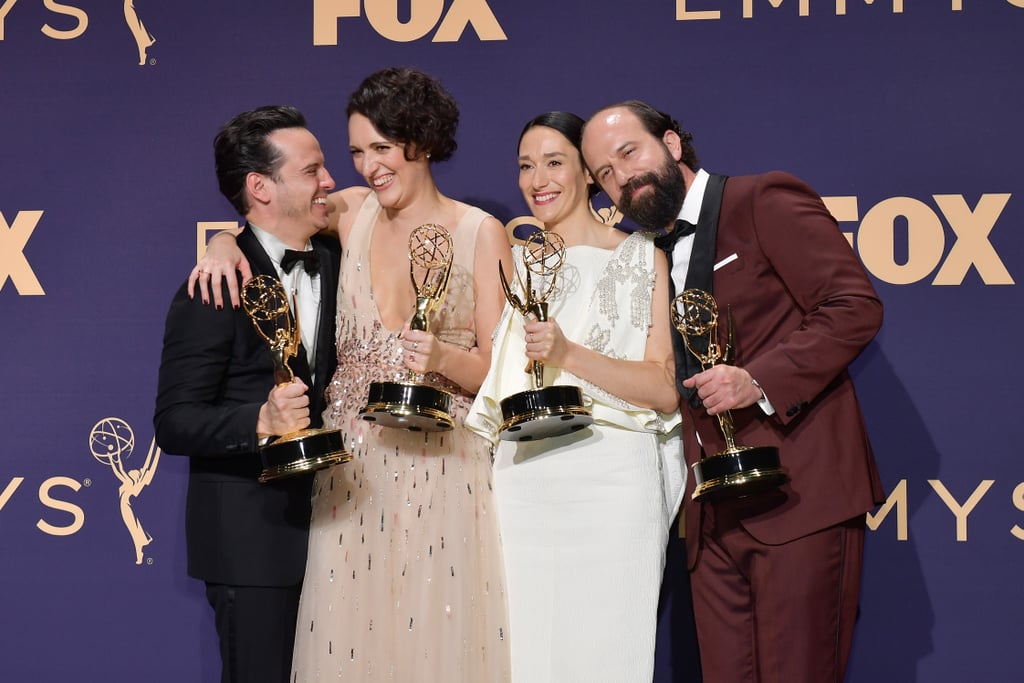 The Fleabag Cast Was One Big, Happy Family at the Emmys