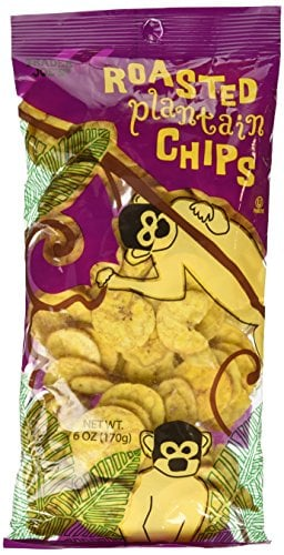 Trader Joe's Roasted Plantain Chips