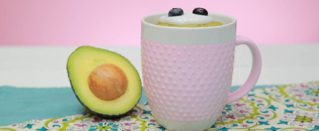 This Avocado Mug Cake Is as Easy as 1, 2, 3