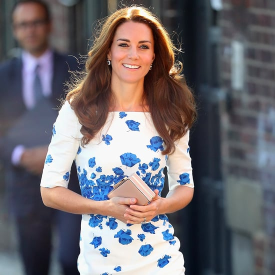 Kate Middleton Wearing an LK Bennett Dress August 2016