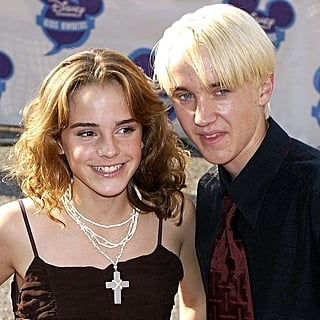 Emma Watson and Tom Felton Photos
