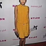 Nylon May Young Hollywood Issue Celebration in 2012
