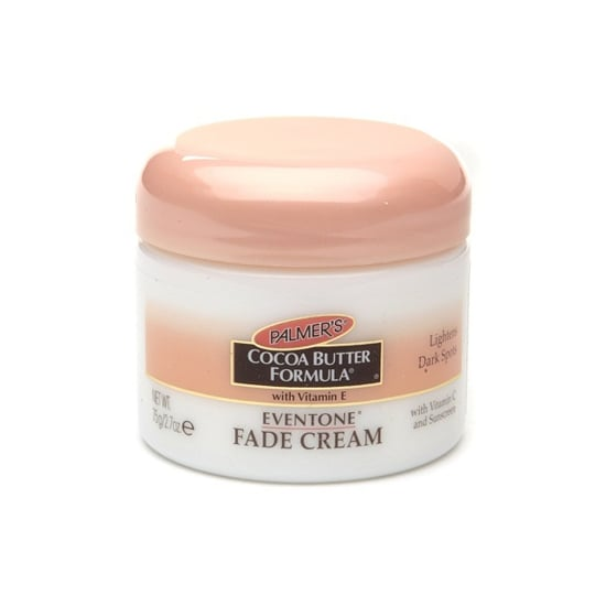 Palmer's Cocoa Butter Eventone Fade Cream ($10) is a classic treatment to brighten unwanted dark areas. It works on stretch marks, too!