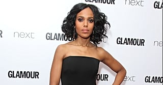 There's No Scandal About Kerry Washington's Red Carpet Style —Except the Risks She Takes