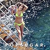 Irina Shayk Bikini Pictures
