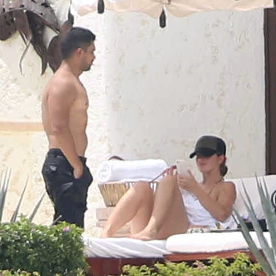 Minka Kelly and Wilmer Valderrama in Mexico September 2016