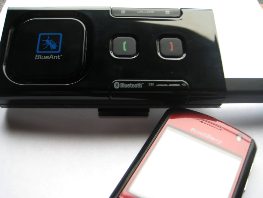 Supertooth Light Bluetooth Speakerphone