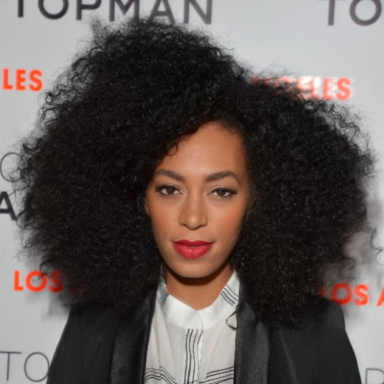 Celebrity Hair and Makeup at Topshop Topman Party